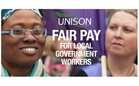 Fair pay for LG workers